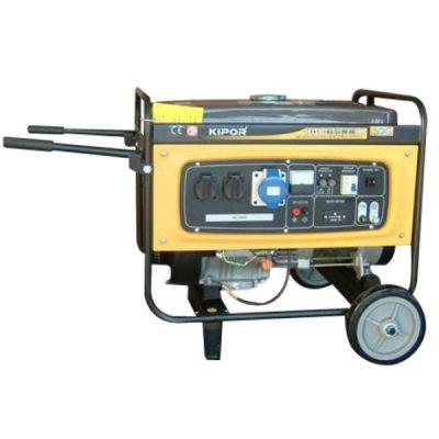 generador electrico kipor KGE6500X/E