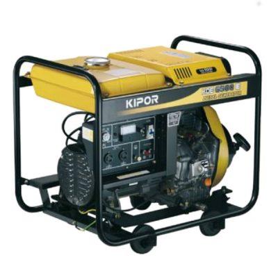 generador electrico Kipor KDE6500E