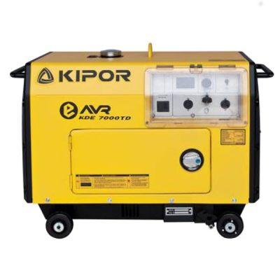 generador electrico Kipor KD7000TD