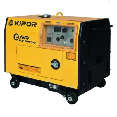 Generador electrico Kipor KD7500TD3