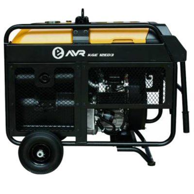 Generador electrico trifasico kipor KGE12ED3
