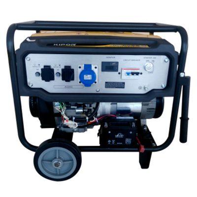 generador electrico kipor kge6500ed