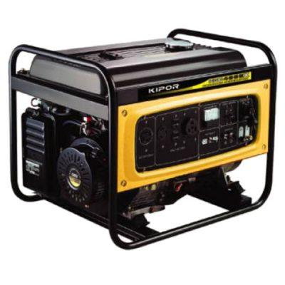 Generador electrico Kipor KGE6500x3/e3