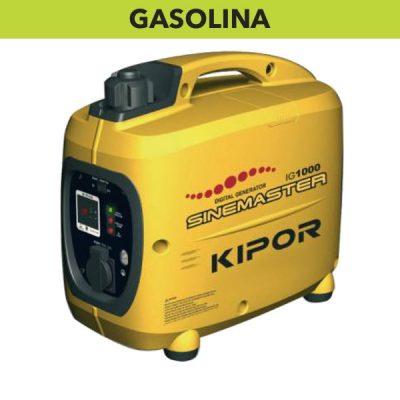 generador inverter digital kipor ig1000