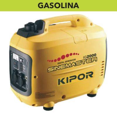 generador inverter digital kipor ig2000