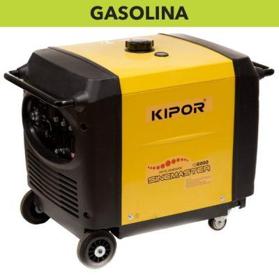 Generador inverter digital kipor ig6000