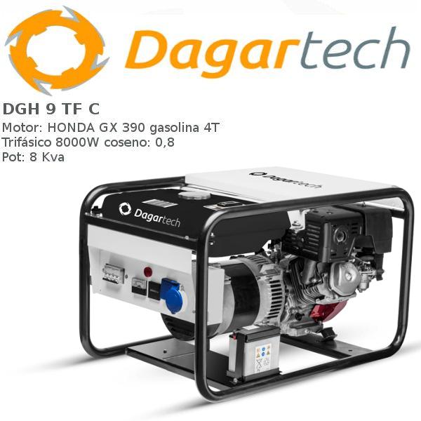 Dagartech DGH 9 TF C