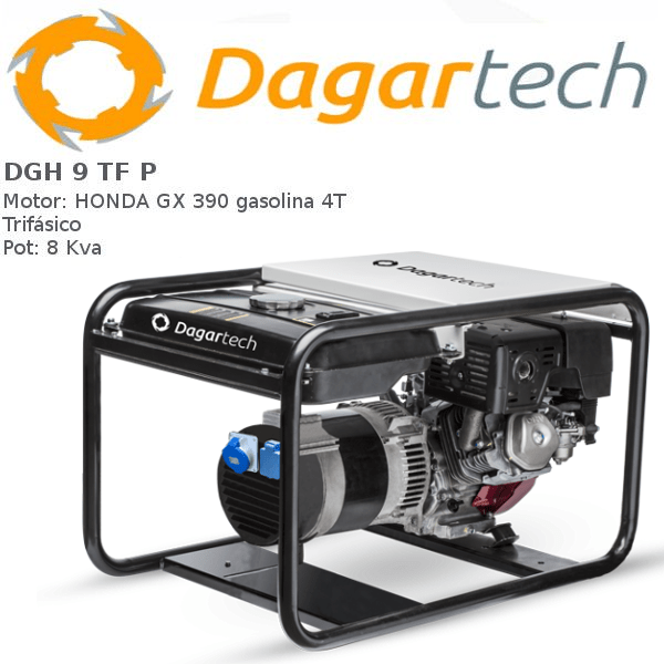 Dagartech DGH 9 TF P