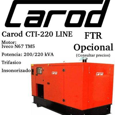 Generador-electrico-Carod-CTI-220-LI-NE-Trifasico-Insonorizado