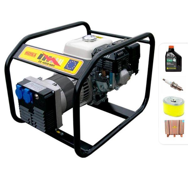 Generador electrico MOSA GE-4000 MBH