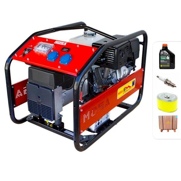 Generador electrico MOSA GE-7500 MBH RENTAL