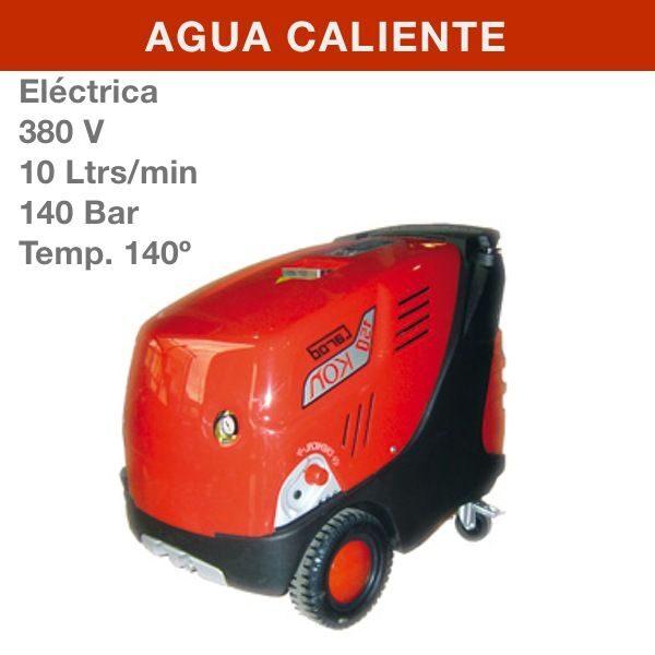 Hidrolimpiadora Carod ACK-1410 KON Eléctrica