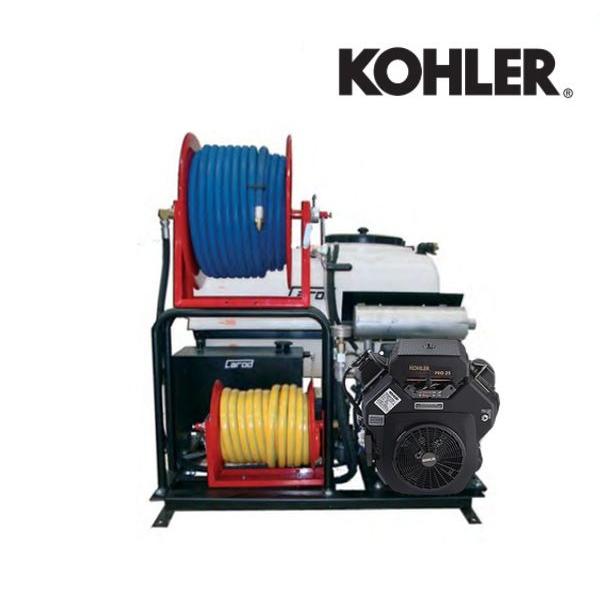 Carod Pressure Washer Range AUTE Kohler 1500 RPM