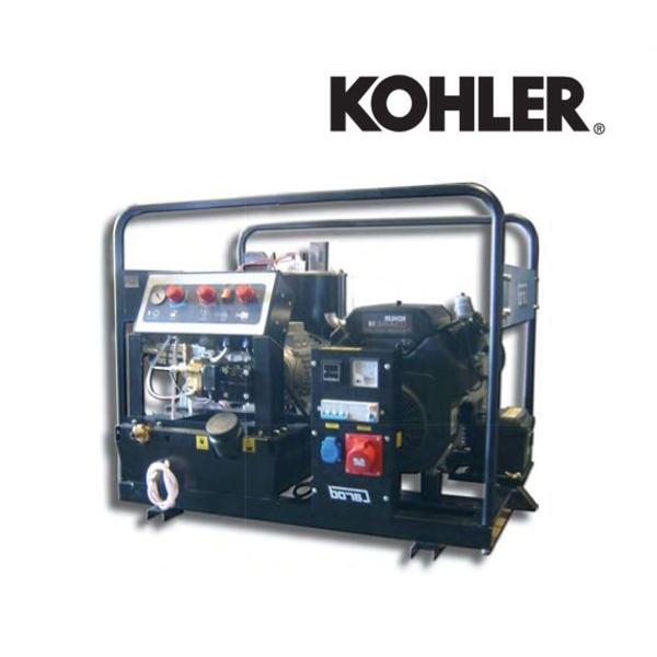 Industrial pressure washer Carod ACGK Series Gasoline Lombardini Kohler