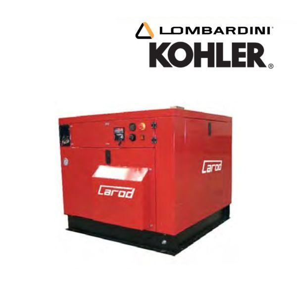 Kohler 1500RPM Soundproof Carod ACGL Industrial Pressure Washer