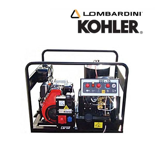 Carod ACGL Series Diesel Industrial Pressure Washer
