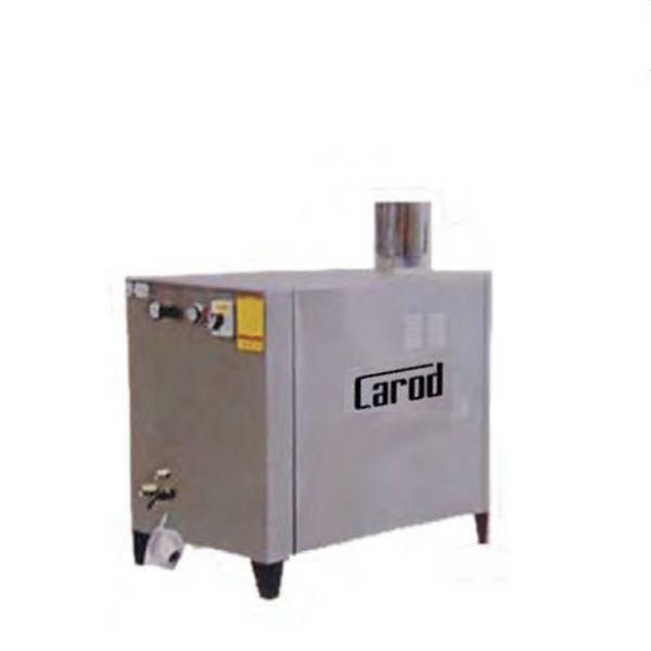 Professional Carod Inox Three-Phase Hot Water and Steam Pressure Washer