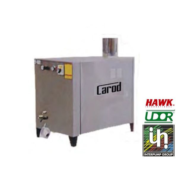 Professional Carod Stainless Three-Phase Hot Water Pressure Washer