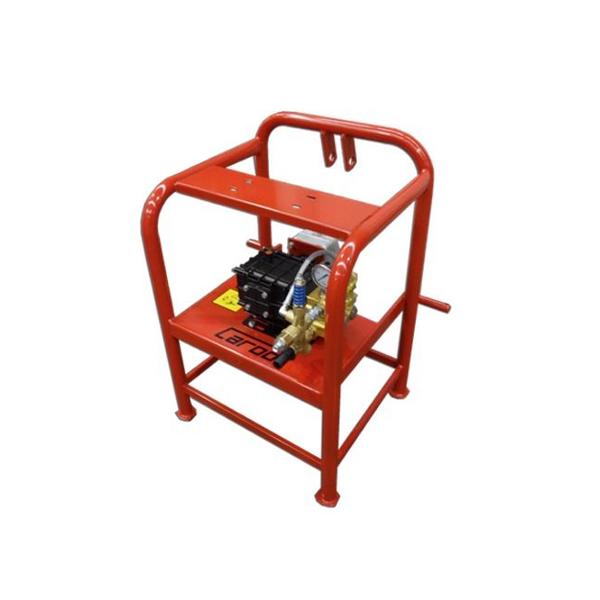 Carod pressure washer tractor