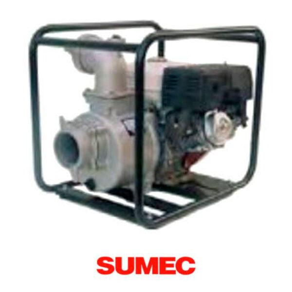 Carod SGP-80 Motorpumpe Sumec 5,5 PS Motor, 66 m³/h.