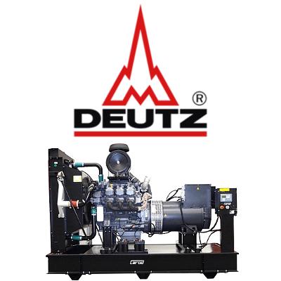 Grupos Electrógenos Abiertos Carod Motor Deutz