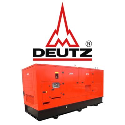 Grupos Electrógenos Insonorizados Motor Deutz