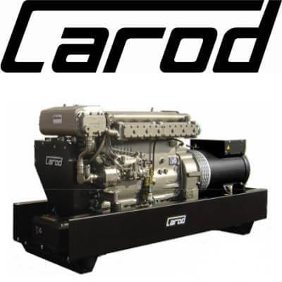 Generadores marinos Carod