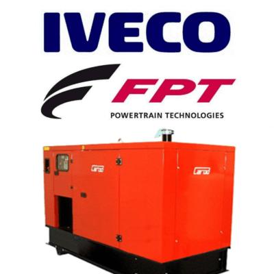 Grupos Electrógenos Insonorizados Motor Iveco