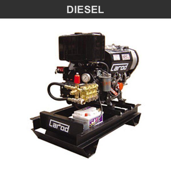 Hidrolimpiadoras Carod Diesel