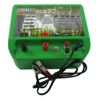 Pastor bateria Solter ECB 12/20 C LED