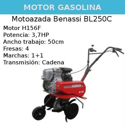 motoazada Benassi BL250C