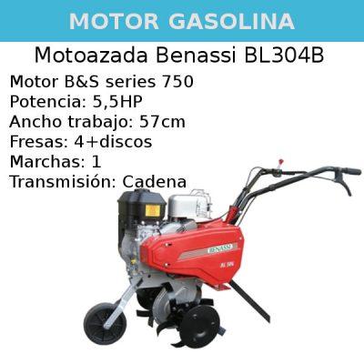 Motoazada Benassi BL304B