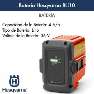 Batería Husqvarna BLi10