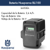 Batería Husqvarna BLi100