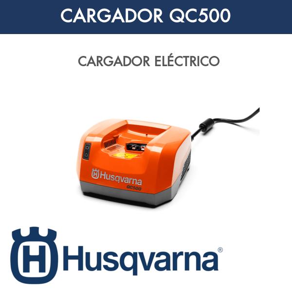 CARGADOR QC500