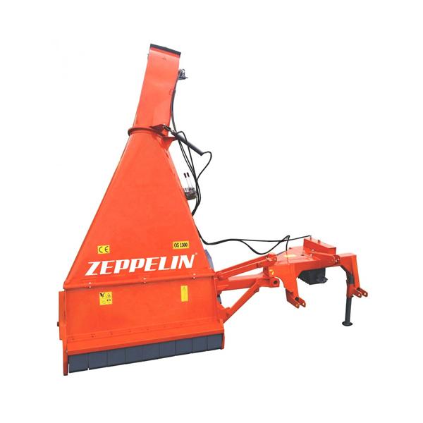 Cosechadora de forraje Zeppelin ES70935
