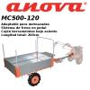 Remolque para motoazadas Anova MC500-120