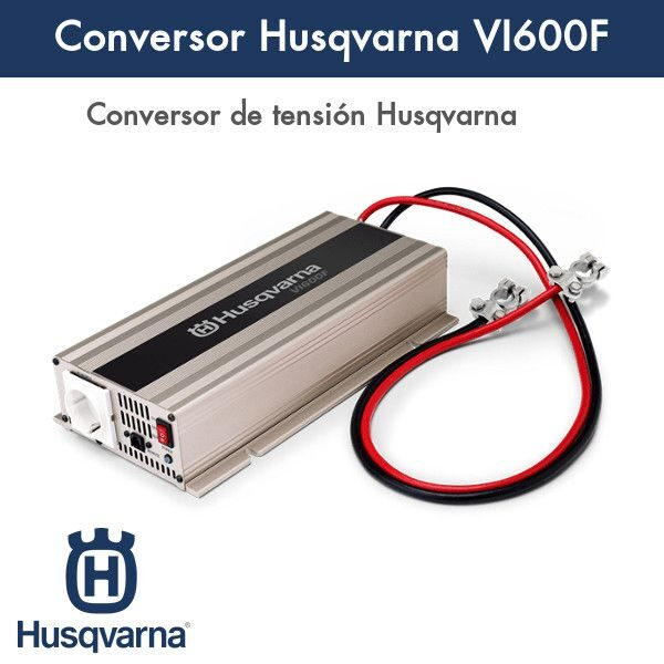 Conversor Husqvarna VI600F