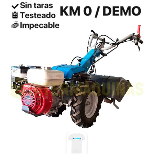Bertolini 405S Honda Petrol 5,8hp Walking Tractor - DEMO