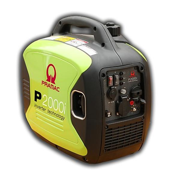 Generador inverter Pramac P2000i