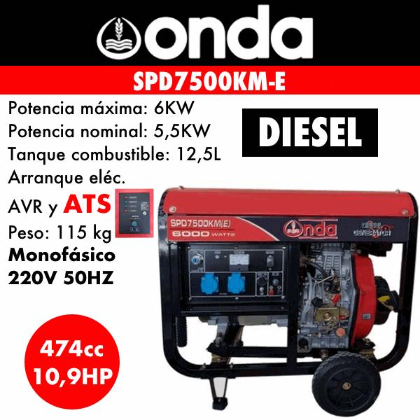 SPD7500KM-E