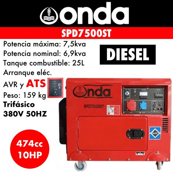 SPD7500ST