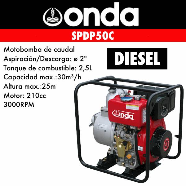 SPDP50C