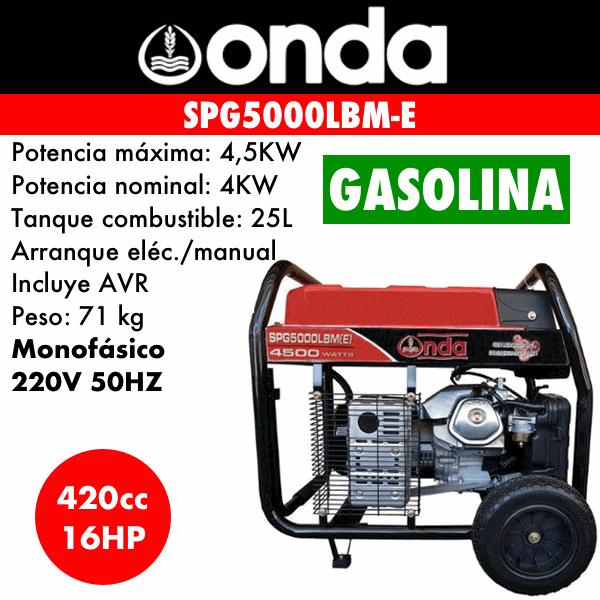 SPG5000LBM E
