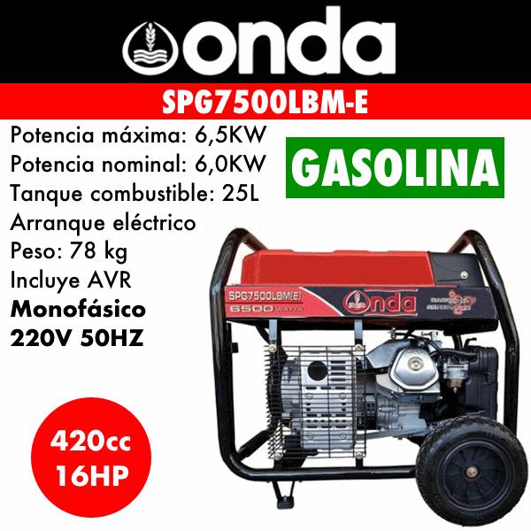 SPG7500LBM E
