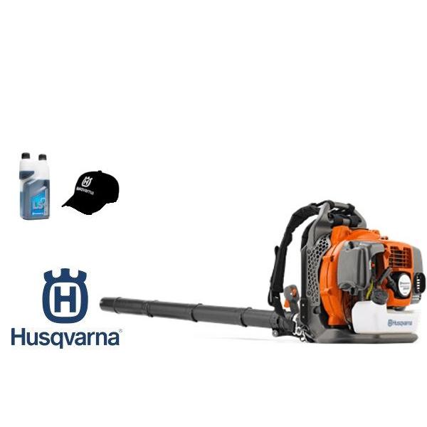Husqvarna 350BT 1.6kw blower