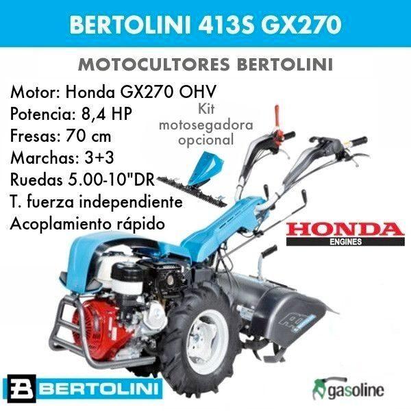 bertolini 413s GX270