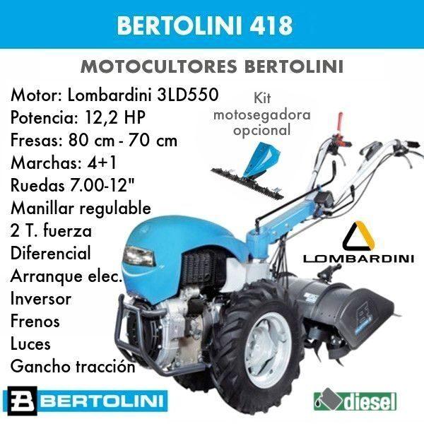 bertolini 418