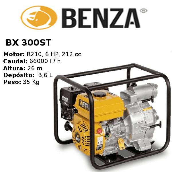 generador-benza-BX 300ST
