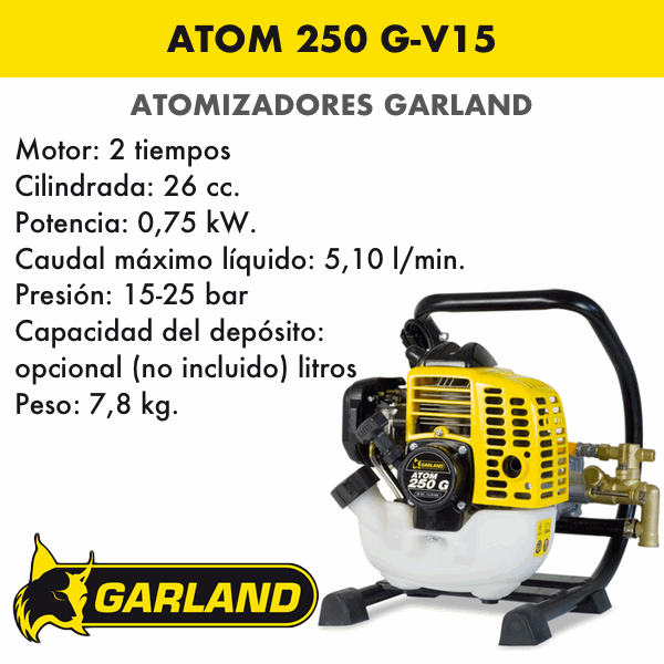 ATOM 250 G-V15